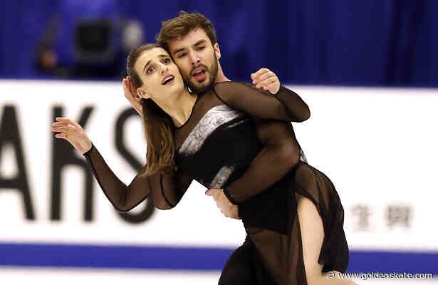 Papadakis and Cizeron take NHK Trophy gold with record scores