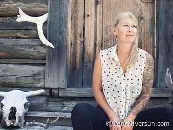 Cariboo singer trades her cabin in the woods for the recording studio