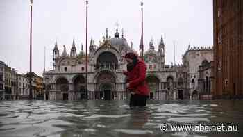 Venice suffered a week of catastrophic flooding. Is climate change really to blame?