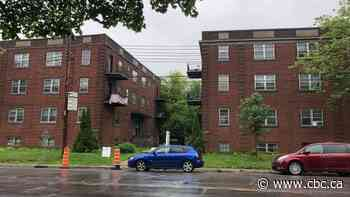 Hampstead developers try to entice residents to leave old building