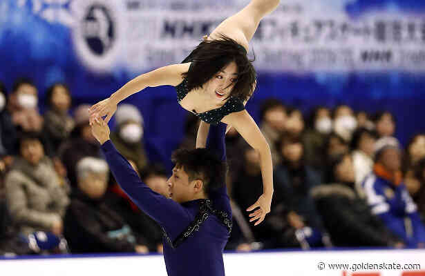 Sui and Han reign at NHK Trophy