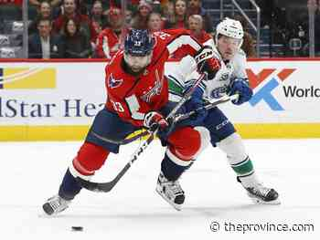 Canucks 2, Capitals 1 (SO): Special teams prove point in impressive victory