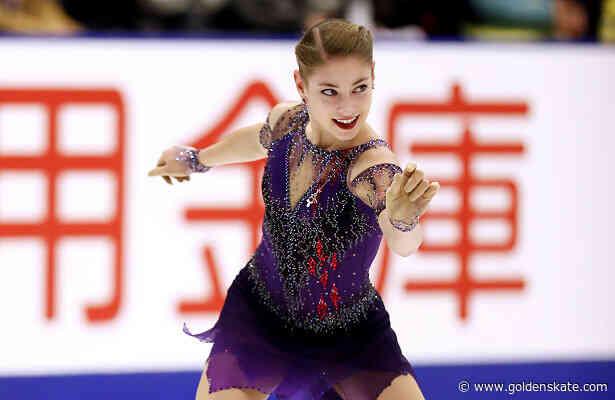 Kostornaia wins second consecutive Grand Prix gold in Sapporo