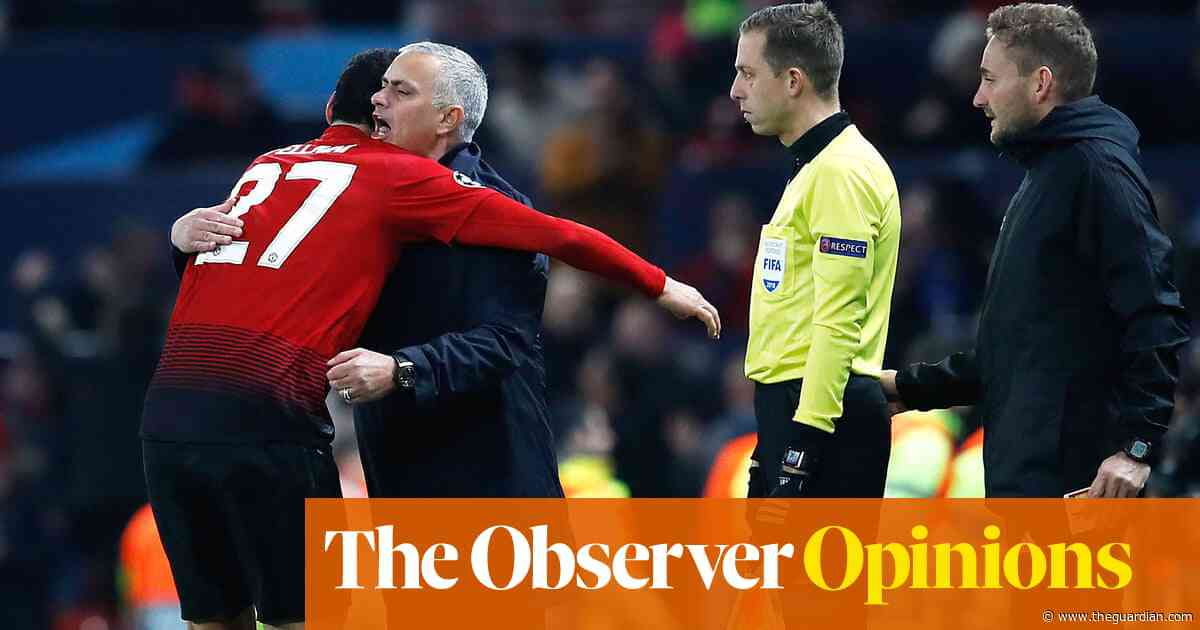 Champions League history is all the incentive Mourinho needs at Spurs | Paul Wilson