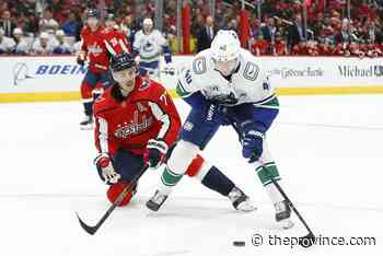 Canucks Post Game: Markstrom's moment, penalty kill plaudits, Miller 'pushed' to limit
