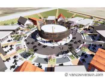 Oenophile's rejoice! New 'wine village' planned for Okanagan