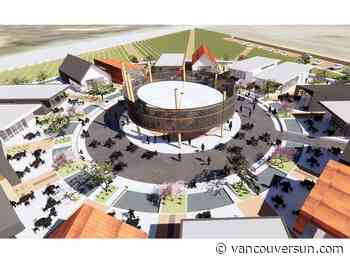 Oenophiles rejoice! New wine village planned for Okanagan