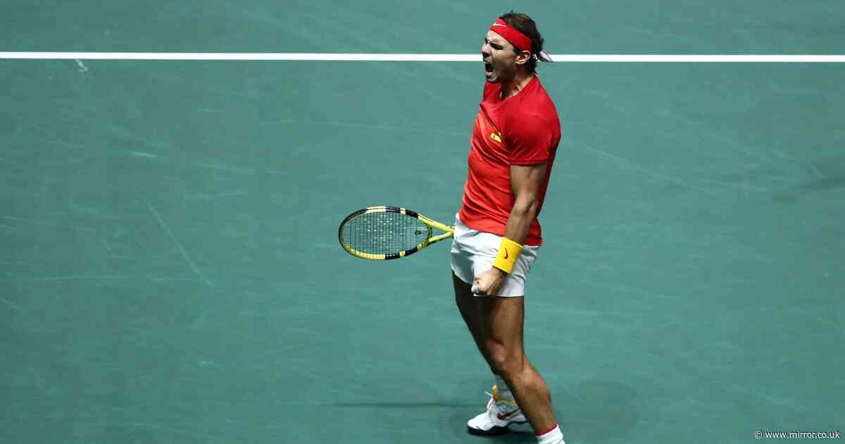 Spain beat Great Britain 2-1 to advance to Davis Cup final in Madrid