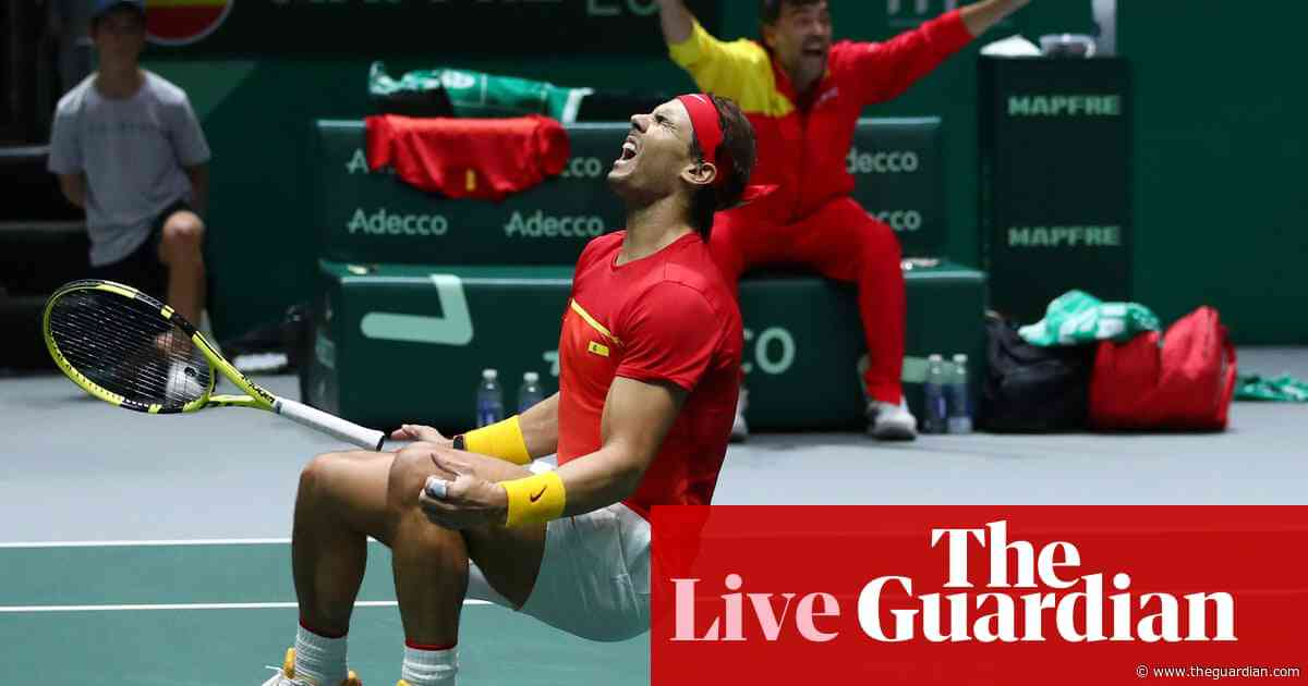 Davis Cup 2019: Spain reach final after beating Great Britain in vital doubles – as it happened!