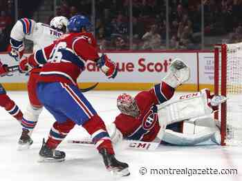 In the Habs' Room: Offence came alive, but then we got sloppy, Julien says
