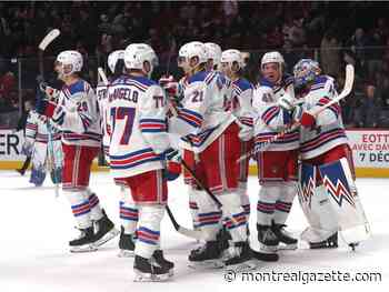 Canadiens Game Day: Habs blow a 4-0 lead in 6-5 loss to Rangers