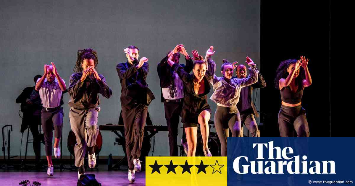 Acosta Danza: Evolution; Dorrance Dance: Myelination and other works – review