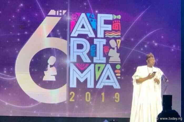 Tiwa, Burna Boy, Wizkid, 2Baba shine at 6th AFRIMA awards
