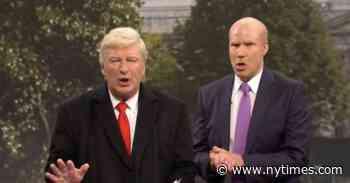 'Saturday Night Live': Alec Baldwin Leads a Celebrity Extravaganza