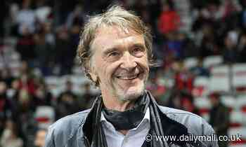 Britain's richest man Sir Jim Ratcliffe reveals why he won't buy Manchester United