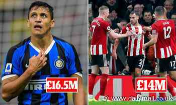 Manchester Utd are still paying Alexis Sanchez more than Sheffield Utd's ENTIRE squad earn