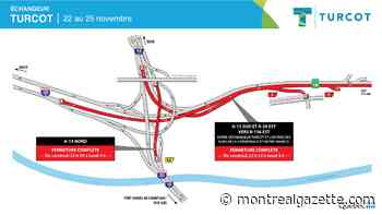 Avoid these closed road routes on Sunday