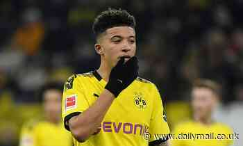 Jadon Sancho left 'humiliated and scapegoated' by Borussia Dortmund after Bayern Munich debacle