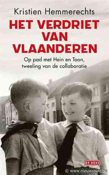 OKRA lezing: 'Het verdriet van Vlaanderen' met Kristien Hemmerechts en Toon en Hein Van den Brempt