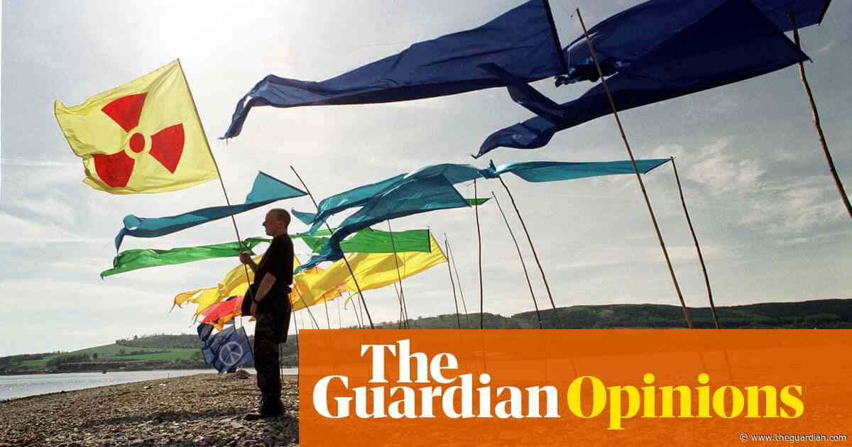 Why I'd never press the nuclear button | Nicola Sturgeon