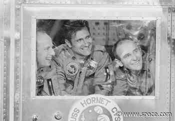 Happy Anniversary, Apollo 12! 'Pinpoint' Moon Mission Returned Home 50 Years Ago Today