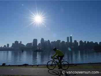 Vancouver Weather: mix of sun and clouds