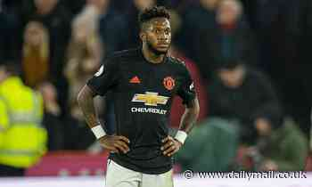 Gutless and completely lost, Fred and Pereira were the epitome of a woeful Man United display