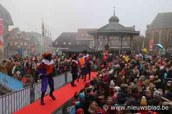 FOTO. De intocht van Sinterklaas in Aalter
