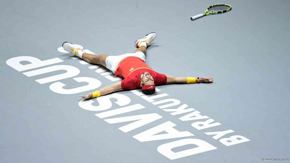 Nadal wins clincher as Spain takes Davis Cup title