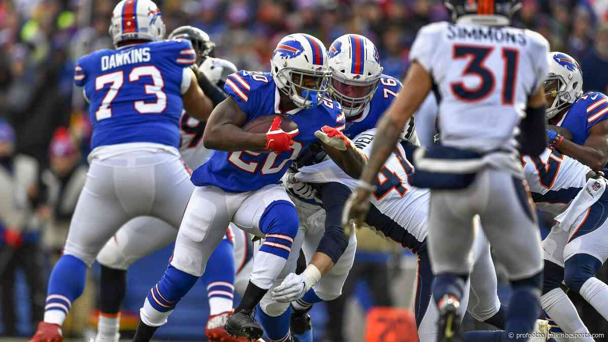 Bills win, Frank Gore now third on all-time rushing list