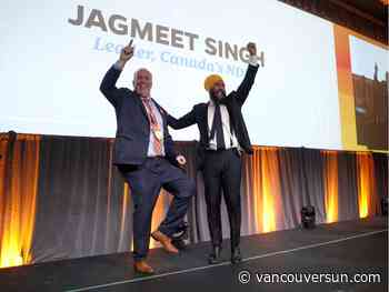 Vaughn Palmer: B.C. NDP set sights on a majority government in 2021