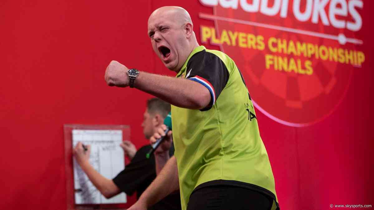 MVG edges Price in Players Champs thriller