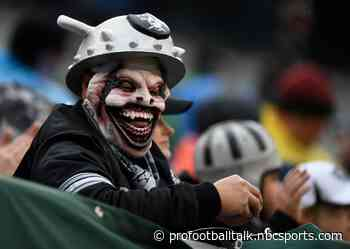 Jets felt disrespected by boos from Raiders fans at MetLife