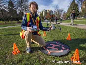 Metro Vancouver looks at banning drone takeoffs, landings in regional parks