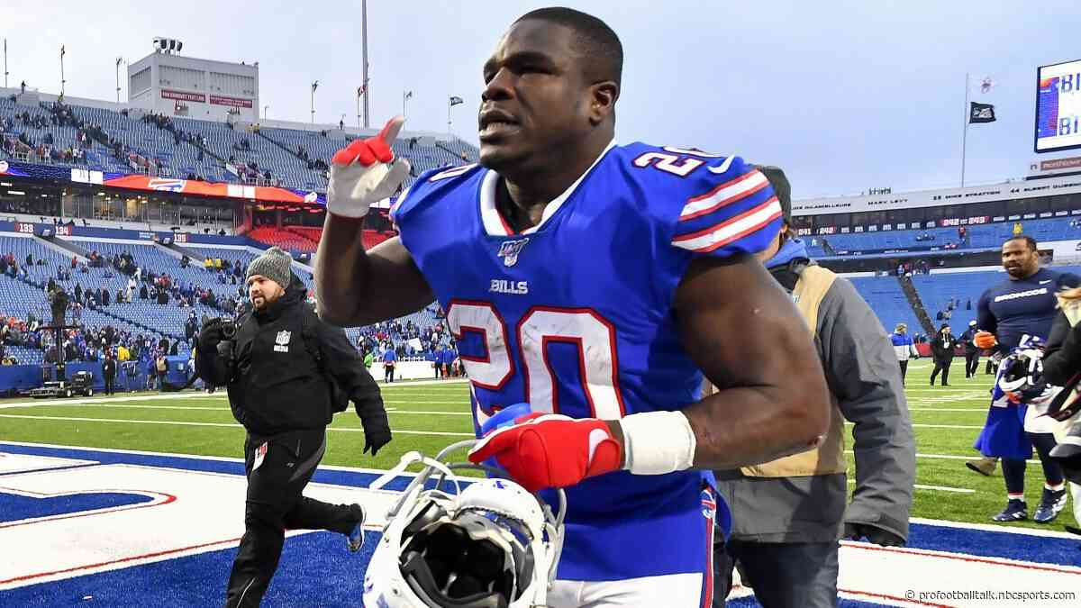 Frank Gore on reaching No. 3 in career rushing yards: I'm blessed