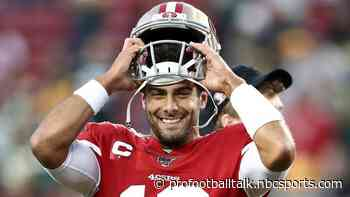 49ers take quick lead after turnover