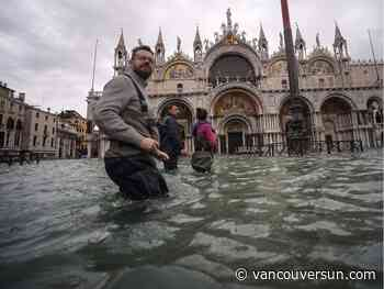 Oped Cossar Venice floods: Historical myths may attract the aid city needs