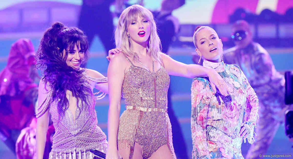 Taylor Swift Had Several Surprise Guests for Career-Spanning AMAs 2019 Performance!