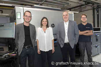 Artoos group installeert een HP Indigo 12000