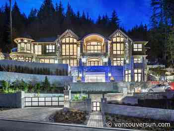 Take a look inside the priciest home for sale in West Vancouver
