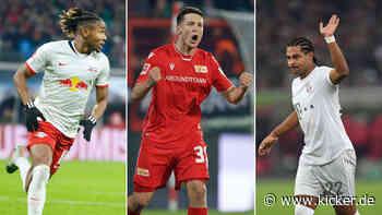 Drei Bayern und ein Beinahe-Pannen-Torwart: Die kicker-Elf des 12. Spieltags