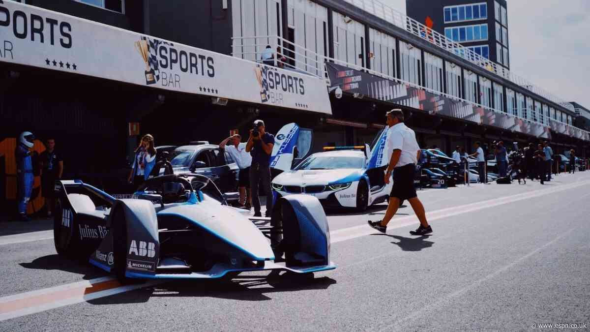 Why there's plenty of reasons to get excited about Formula E