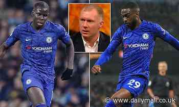 Paul Scholes believes Chelsea are 'missing something' under Frank Lampard