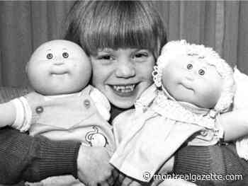 History Through Our Eyes: Nov. 25, 1983, Cabbage Patch Kids