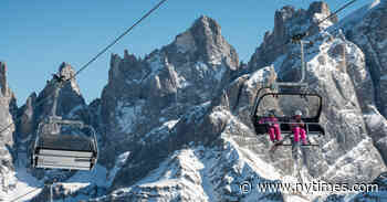 Hut Skiing in the Dolomites: Storybook Scenery and Grappa Included