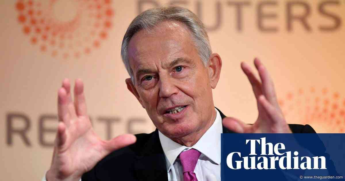 Tony Blair says Conservatives and Labour are 'peddling fantasies' – video