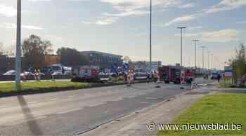 A12 richting Brussel tijdlang afgesloten door gaslek