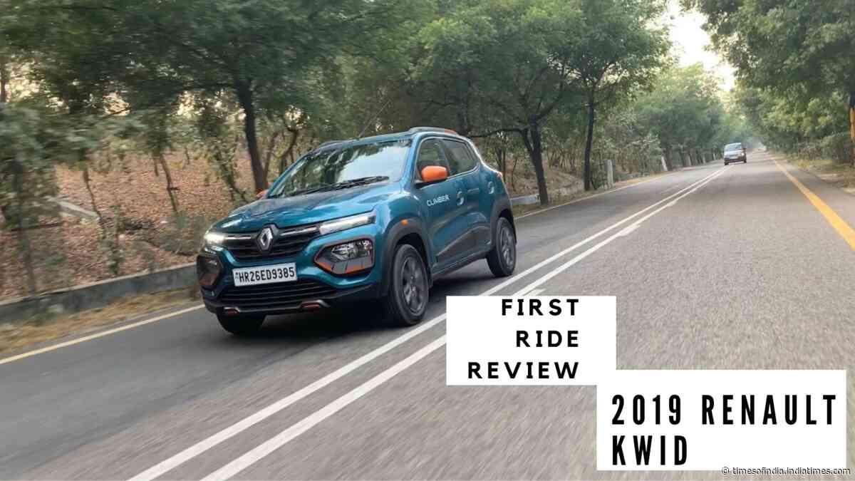 2019 Renault Kwid review