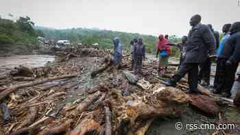 At least 29 dead in Kenyan landslide