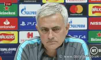 Jose Mourinho rules out signing Zlatan Ibrahimovic on free transfer
